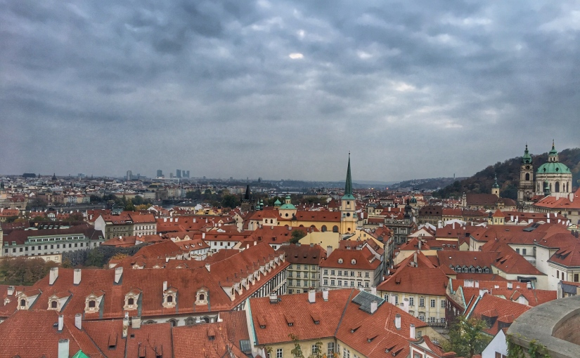 Falling in Love with Solo Travel –Prague